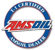 We are a T-1 Certified AMSOIL Dealer!